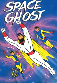 Space Ghost - Poster / Capa / Cartaz - Oficial 3