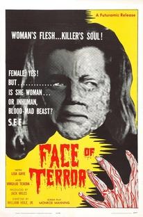 Face of Terror - Poster / Capa / Cartaz - Oficial 2