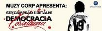 Ser Campeão é Detalhe - Democracia Corinthiana - Poster / Capa / Cartaz - Oficial 2
