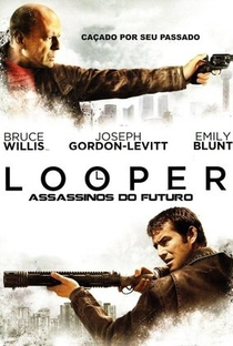 Looper - Assassinos do Futuro - Poster / Capa / Cartaz - Oficial 16