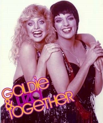 Goldie and Liza Together - Poster / Capa / Cartaz - Oficial 1