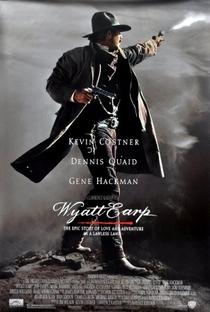 Wyatt Earp - Poster / Capa / Cartaz - Oficial 3