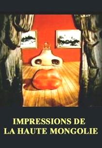 Impressions de la haute Mongolie - Poster / Capa / Cartaz - Oficial 2