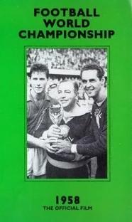 Copa do Mundo Fifa 1958 - Poster / Capa / Cartaz - Oficial 1
