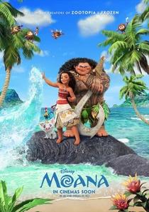 Moana: Um Mar de Aventuras - Poster / Capa / Cartaz - Oficial 5