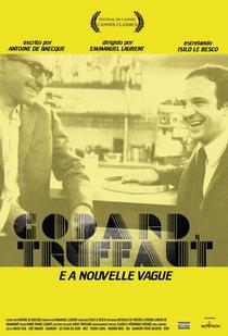 Godard, Truffaut e a Nouvelle Vague - Poster / Capa / Cartaz - Oficial 1