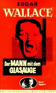 O Homem do Olho de Vidro - Poster / Capa / Cartaz - Oficial 1