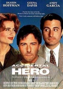 Herói por Acidente  - Poster / Capa / Cartaz - Oficial 5