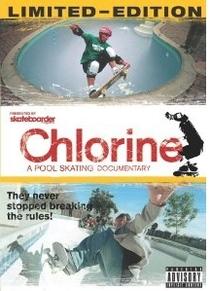 Chlorine: Um Documentario Sobre Skate em Piscinas - Poster / Capa / Cartaz - Oficial 1