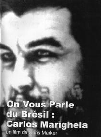 Vamos Falar do Brasil: Carlos Marighela  - Poster / Capa / Cartaz - Oficial 1