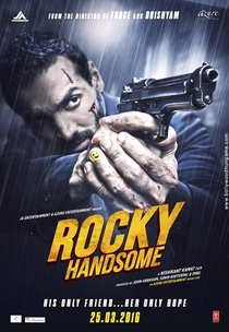 Rocky Handsome - Poster / Capa / Cartaz - Oficial 6
