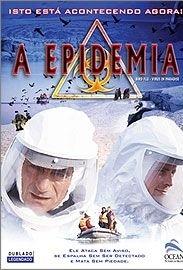 A Epidemia - Poster / Capa / Cartaz - Oficial 1