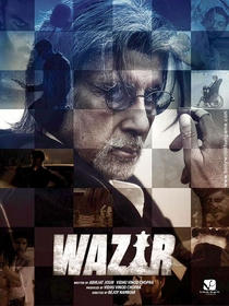 Wazir - Poster / Capa / Cartaz - Oficial 4