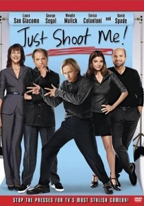 Just Shoot Me! (6ª Temporada) - Poster / Capa / Cartaz - Oficial 1