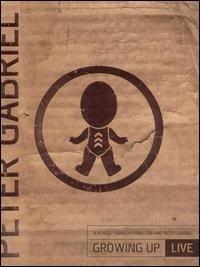 Peter Gabriel - Growing up Live - Poster / Capa / Cartaz - Oficial 1