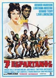 Os Sete Gladiadores - Poster / Capa / Cartaz - Oficial 3