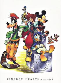 Kingdom Hearts Re:coded - Poster / Capa / Cartaz - Oficial 1