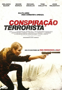 Conspiração Terrorista - Poster / Capa / Cartaz - Oficial 1