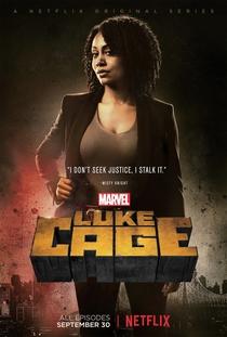 Luke Cage (1ª Temporada) - Poster / Capa / Cartaz - Oficial 5