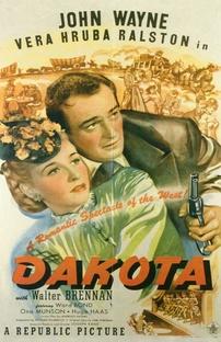 Dakota - Poster / Capa / Cartaz - Oficial 1