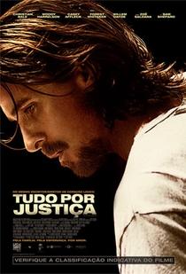 Tudo por Justiça - Poster / Capa / Cartaz - Oficial 5