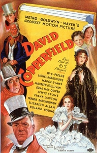 David Copperfield - Poster / Capa / Cartaz - Oficial 1