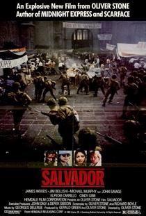 Salvador, o Martírio de um Povo - Poster / Capa / Cartaz - Oficial 1