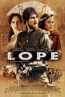 Lope - Poster / Capa / Cartaz - Oficial 1