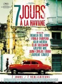 7 Dias em Havana - Poster / Capa / Cartaz - Oficial 2