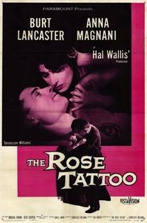 A Rosa Tatuada - Poster / Capa / Cartaz - Oficial 1