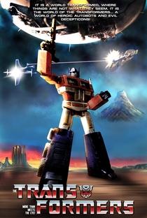 Transformers (3ª Temporada) - Poster / Capa / Cartaz - Oficial 1