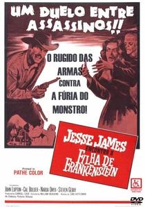 Jesse James Encontra a Filha de Frankenstein - Poster / Capa / Cartaz - Oficial 2