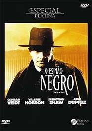 O Espião Negro - Poster / Capa / Cartaz - Oficial 1