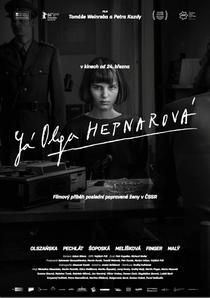 Eu, Olga Hepnarová - Poster / Capa / Cartaz - Oficial 1