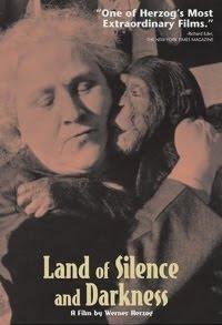 Terra do Silêncio e da Escuridão - Poster / Capa / Cartaz - Oficial 1