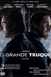 O Grande Truque - Poster / Capa / Cartaz - Oficial 14