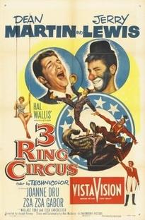 O Rei do Circo - Poster / Capa / Cartaz - Oficial 1