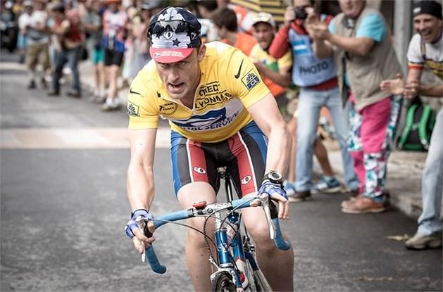 Lance Armstrong | Veja Ben Foster como o ciclista no filme de Stephen Frears