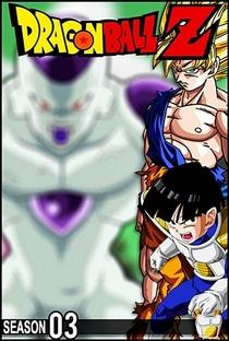 Dragon Ball Z (3ª Temporada) - Poster / Capa / Cartaz - Oficial 24