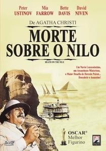Morte sobre o Nilo - Poster / Capa / Cartaz - Oficial 17