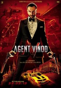 Agent Vinod - Poster / Capa / Cartaz - Oficial 5