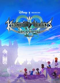 Kingdom Hearts χ [chi] Back Cover - Poster / Capa / Cartaz - Oficial 1
