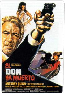 A Morte do Chefão - Poster / Capa / Cartaz - Oficial 3