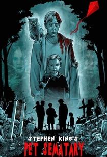 Cemitério Maldito - Poster / Capa / Cartaz - Oficial 9