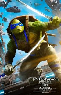 As Tartarugas Ninja: Fora das Sombras - Poster / Capa / Cartaz - Oficial 26