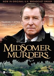 Midsomer Murders (11ª Temporada) - Poster / Capa / Cartaz - Oficial 1
