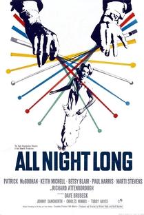 Noite Insana - Poster / Capa / Cartaz - Oficial 1