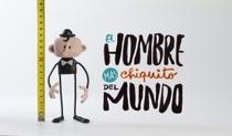 El Hombre Mas Chiquito del Mundo - Poster / Capa / Cartaz - Oficial 1