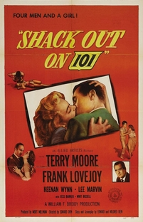 Shack Out on 101 - Poster / Capa / Cartaz - Oficial 1
