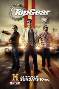 Top Gear (1ª temporada) - Poster / Capa / Cartaz - Oficial 2
